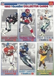 McDonalds-Limited-Edition-1993-NFL-Gameday-Collector-Cards-Set-of-3