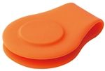 Ball Marker Clip Orange