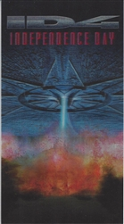 Independence Day ID4 movie holographic trading card