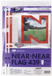 Closest to the pin Marker Dora Dora Flag 439 2 pack